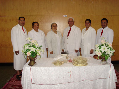 Assembly of God Church of Samoa in Australia Group - Inala