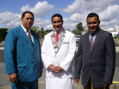 Assembly of God Church of Samoa in Australia - Inala - Preachers